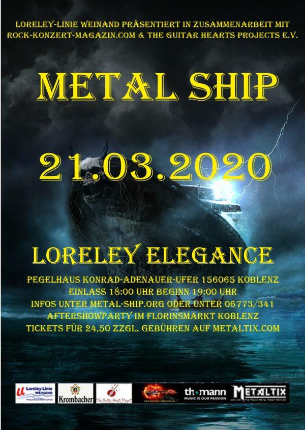 loreley konzerte 2020